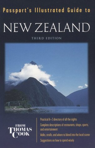 Passport's Illustrated Guide to New Zealand, Hanna, Nick