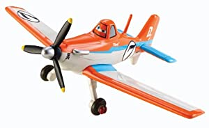 Disney Planes Racing Dusty Crophopper Diecast Aircraft