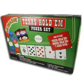 Las Vegas Style® Texas Hold em Poker Set
