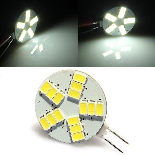 Sonline G4 SMD5630ue5 LED 4W Beleuchtung Lampe Licht Spot Leuchtmittel AC/DC12V Weiss