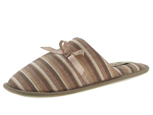 Beppi, Pantofole donna, Beige (beige), 37