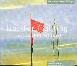 Five For Fighting - Superman [Vinyl Maxi-Single] - Zortam Music