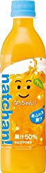 サントリー なっちゃん! オレンジ 470ml×24本