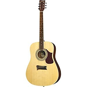 first act mg412 deluxe acoustic guitar musical instruments. Black Bedroom Furniture Sets. Home Design Ideas