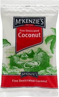 McKenzie's Fine Dessicated Coconut 250g