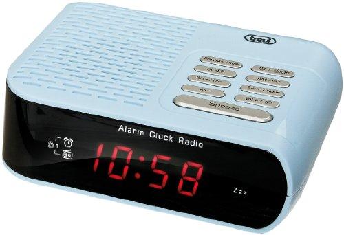 Trevi RC 827 Radioregistratore, Blu