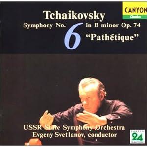 Écoute comparée : Tchaïkovski, symphonie n° 6 « Pathétique » - Page 3 417PJMF5P6L._SL500_AA300_