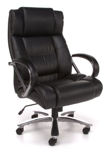 OFM 810-LX Avenger Series Executive Chair, Big and Tall