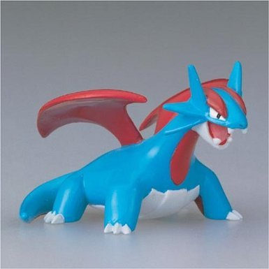 "Takara Tomy Pokemon Monster Collection Mini Figure - 1.5"" Salamence (MC-119) (Japanese Import) - 1"