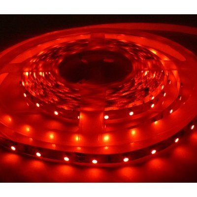 JSG Accessories® 5M 300 LED`s 3528 SMD Rot Flexible LED Leuchtkette Lichterkette nicht wasserdicht HIGH QUALITY