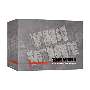 The Wire Complete Series DVD Set