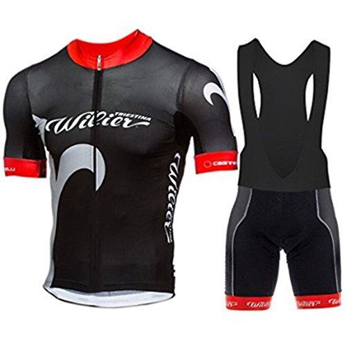 veinater-maglia-da-ciclismo-a-maniche-corte-e-pantaloncini-da-ciclismo-bib-kit-nero-uomo-black-m