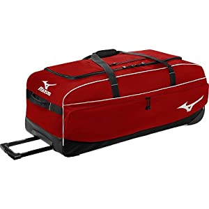Buy Mizuno Equipment Wheel Bag by Mizuno