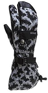 Grenade DK Trigger Mitts - black/shiver camo L
