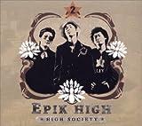 High Society (韓国盤)