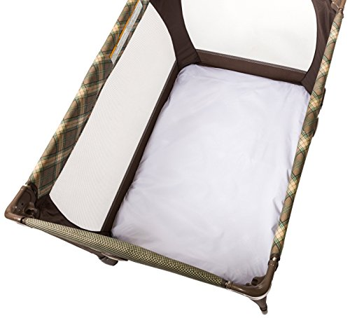 Chicco Waterproof Playard Sheets (Set of 2) Baby Infant Portable Playard Bed White (Winnie The Pooh Pack N Play compare prices)