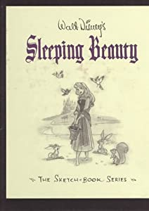 Walt Disney's Sleeping Beauty (Walt Disney's Sketchbook Series) from Applewood Books