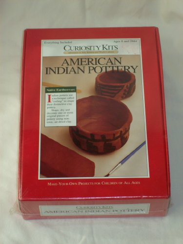 Curiosity Kits American Indian Pottery Kit