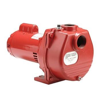 Red Lion RLSP-200 2-HP 80-GPM Cast Iron Sprinkler Pump