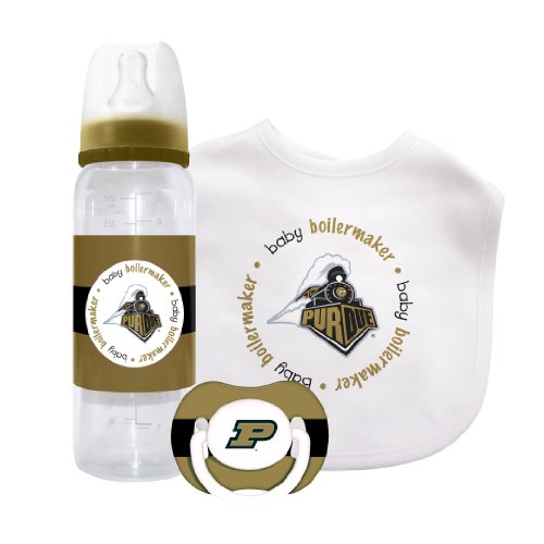 NCAA Purdue Boilermakers Baby Gift Set