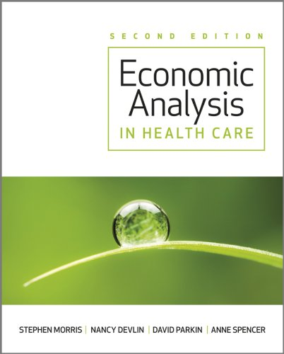introduction to health economics lorna guinness 1 author(s): guinness,lorna wiseman,virginia,(health economist) wonderling,david introduction to health economics title(s): introduction to health economics.