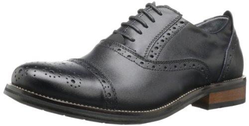 STEVE MADDEN 史蒂夫·马登 Eddee2 男士真皮系带休闲鞋 $33.28 (约¥320)