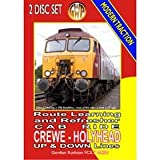 Crewe - Holyhead Cab Ride - DVD - Graham Whistler