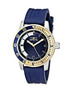 Invicta Reloj con movimiento japonés Man Specialty 12847 45.0 mm