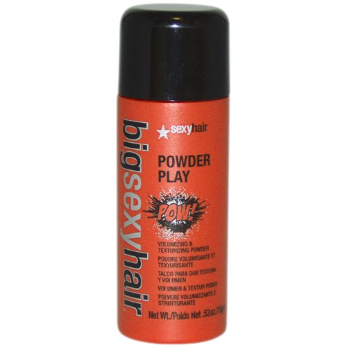 Discount Sexy Hair Big Sexy Hair Powder Play Volumizing and Texturizing Powder, 0.53 Ounce
