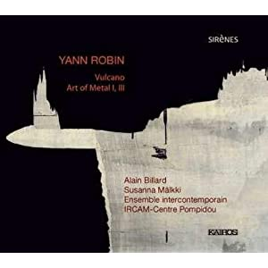 Yann Robin: Vulcano/Art of Metal I-III