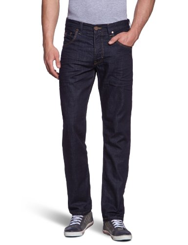 Freeman T.Porter - Jeans straight, uomo, blu (Blau (F0133-32 fresco L32)), 46/48 IT (33W/32L)