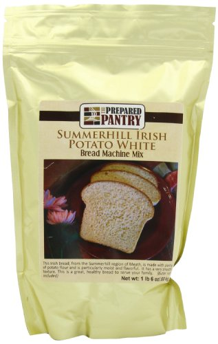 The Prepared Pantry Bread Machine Mix, Summerhill Irish Potato White, 22 Ounce