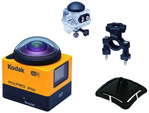 デイトナ(Daytona) アクションカメラ Kodak PIXPRO SP360 オートバイセット SP360-DTN 90380