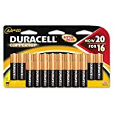 Duracell Coppertop AA Batteries, 20-Count