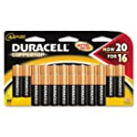 Duracell Coppertop AA Batteries, 20-C...
