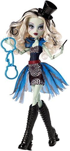 Monster High Freak du Chic Frankie Stein Doll цены онлайн