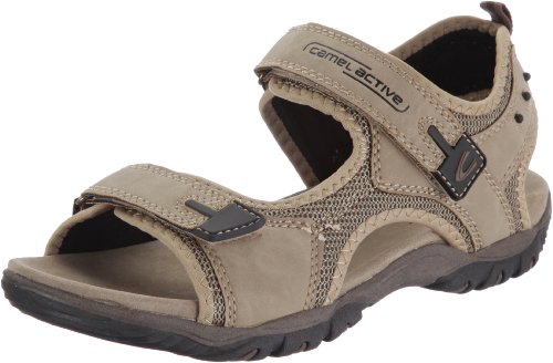 Camel Active Men's Pacific 11 Outdoor Sandals 319.11.04 Beige 6 UK