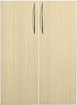 Amstyle par puertas 455T 3Oh, color arce