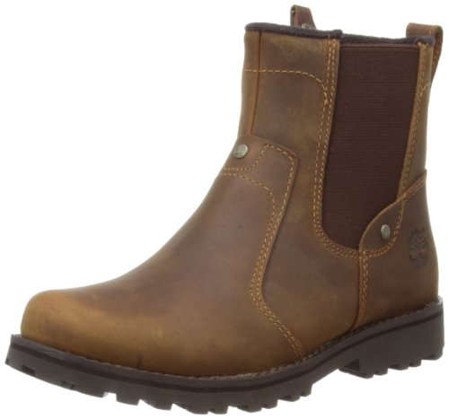 Timberland Asphalt Trail Chelsea Brown Classic Boot 1381R 8 UK Toddler