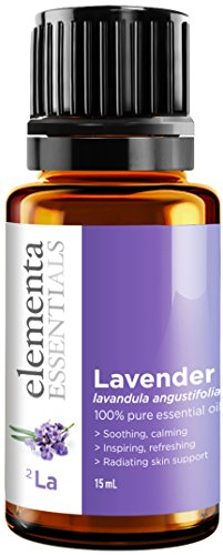 Lavender Essential Oil - 100% Pure Therapeutic Grade 15ml (Comparable to DoTerra and Young Living) For Rest Personal Care and Household Use (10 Percent Hydrogen Peroxide compare prices)