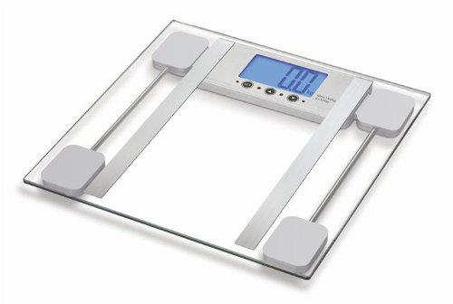 Cheap Digital Bathroom Scale with Body Fat / Body Water Monitoring (XY-6069)