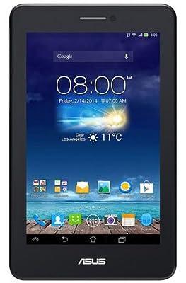 Asus Fonepad 7, ME175CG-1B026A, Display LCD IPS da 7 Pollici HD, INTEL Atom Z2520 1.2GHz Dual Core, Doppia Fotocamera, Android 4.3, connessione 3G dati e voce, quadri band, colore grigio