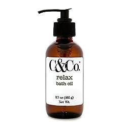 Relax Bath Oil