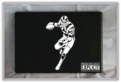 Eric Dickerson Rams MacBook Car Truck Boat Decal Skin Sticker at Amazon.com