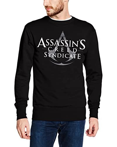ICONIC COLLECTION – ASSASSINS CREED Sudadera Syndicate – Logo