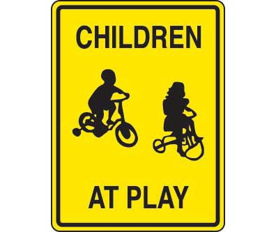 Child Safety Zone front-992349
