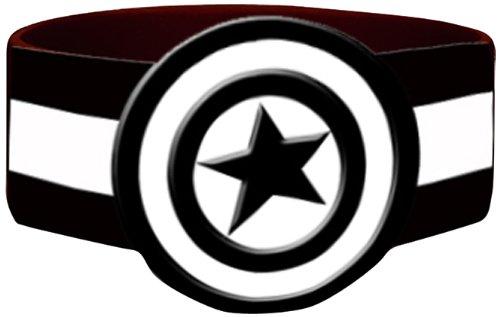Marvel comic Retro Capitain America 1 Rubber Wristband