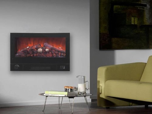 Electric Fireplace Heater 22