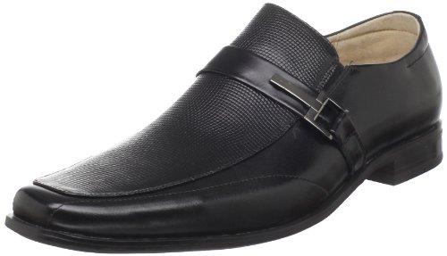 Stacy Adams Men's Beau Slip-On,Black,11.5 M US (Inc Dress Shoes compare prices)