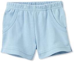 L'ovedbaby Unisex baby Short, True Blue, 12 24 Months